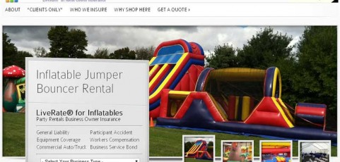 LiveRate® for Inflatables